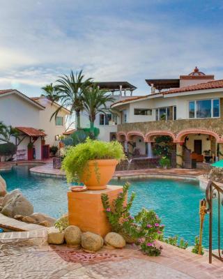 Cabo Gold Villa + Studio (A11 + A12)