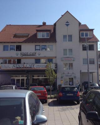 StadtCafé Pension