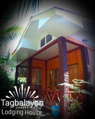 TAGBALAYON Lodging House