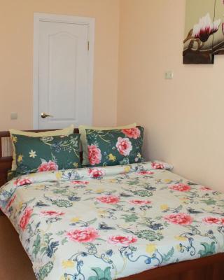Podushka Apartment at Amursky Bulvar 17