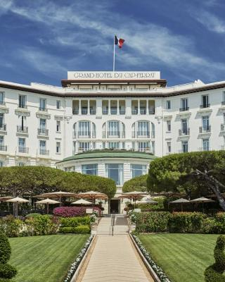 Grand-Hotel du Cap-Ferrat, A Four Seasons
