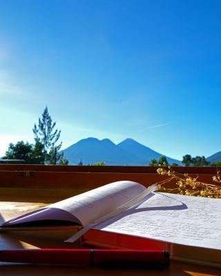Casa Madera Atitlan