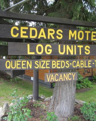 The Cedars Motel
