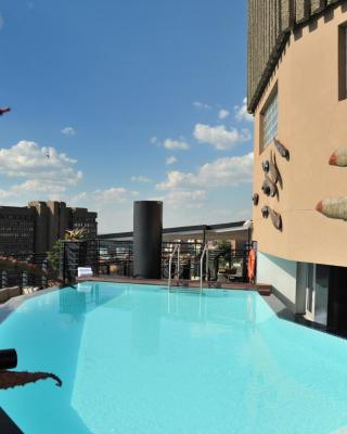 Protea Hotel Parktonian, Johannesburg, South Africa