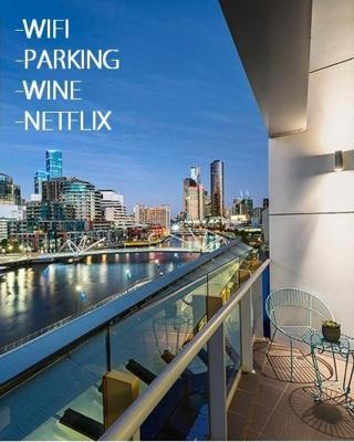 墨爾本南碼頭公寓