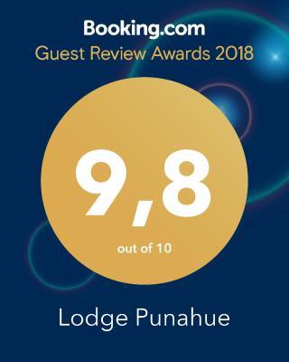 Lodge Punahue