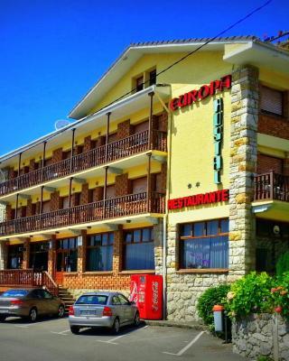 Inn Hostal Europa San Roque Del Acebal Spain Booking Com