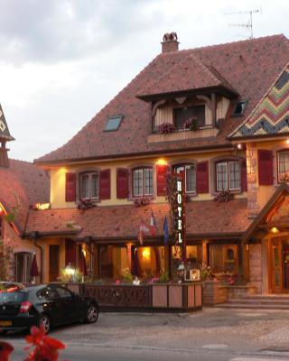 ホテル ル ミッテヴィヒエ