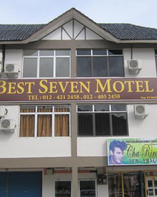 Best Seven Motel