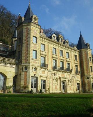 Relais du Silence Château de Perreux