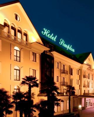 ホテル シンプロン