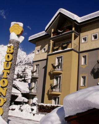 Hotel Bouton d'Or - Courmayeur