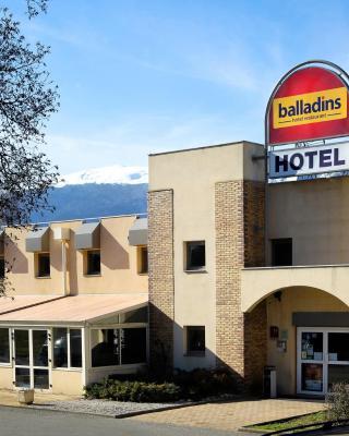 Hôtel balladins Genève / St-Genis Pouilly