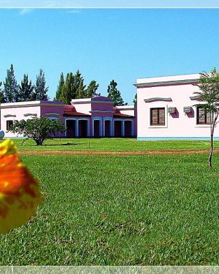 Las Achiras, Casas de Campo