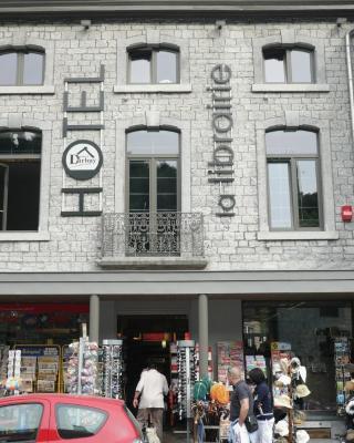 ホテル ラ リブレリー