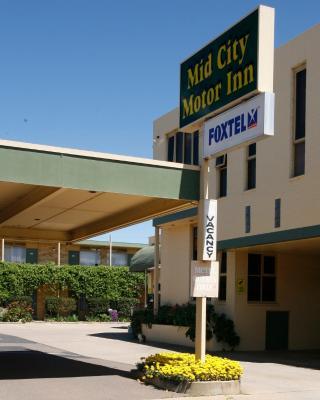 Mid City Motor Inn Queanbeyan