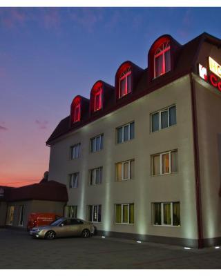 Hotel Concrete