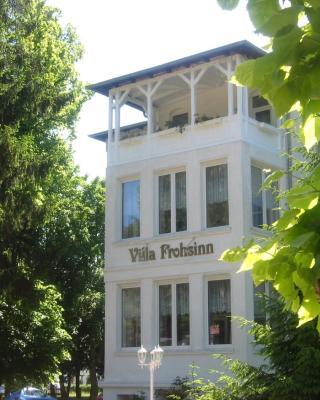 Pension Villa Frohsinn Sellin auf Rügen