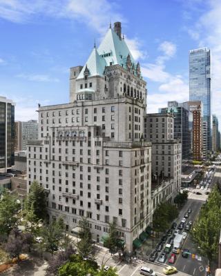 溫哥華費爾蒙特酒店