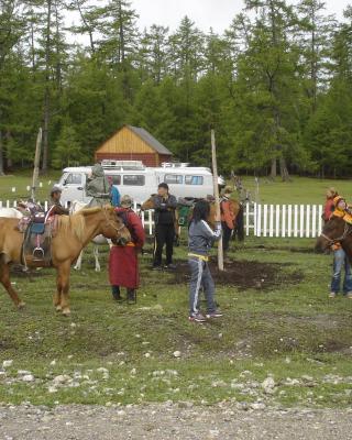 Sunpath Mongolia Tour & Hostel