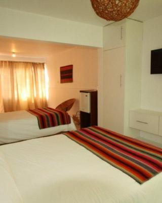 Hotel Avenida en Arica