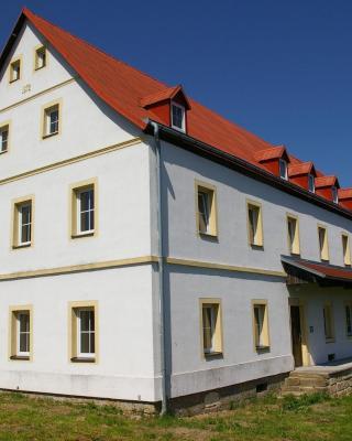 Apartmány Růžová
