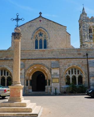 St. George's Cathedral Pilgrim Guesthouse – Jerusalem