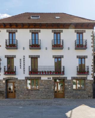 Hotel Rural Auñamendi