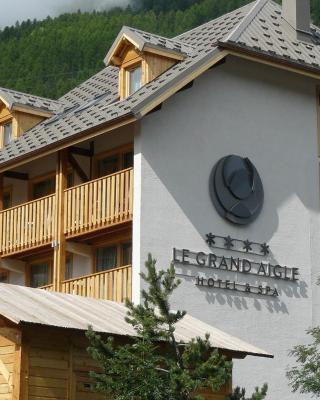 Le Grand Aigle Hotel & Spa****