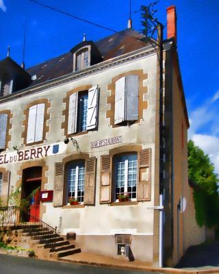 Hôtel du Berry