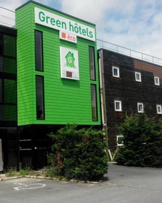 Green Hotels Fleury Merogis