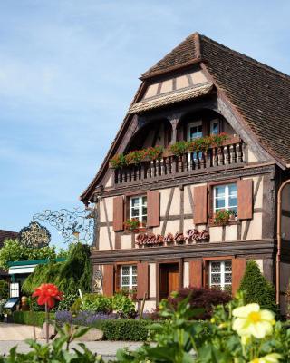 Relais De La Poste-Strasbourg Nord