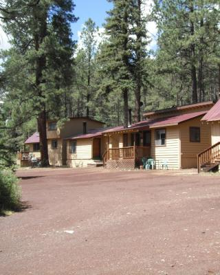 Greer Point Trails End Cabins