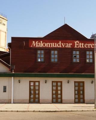 Malomudvar Étterem Cukrászda Panzió és Rendezvényház