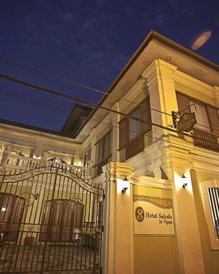 ホテル サルセド デ ビガン