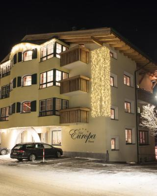 ホテル ガルニ エウロパ