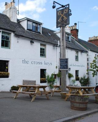 The Cross Keys in Kippen