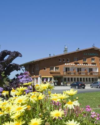 Hotel Restaurant La Spatule, Logis du Jura