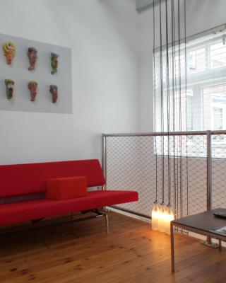 City Center Apartment Spinoza
