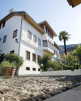 Bosnian National Monument Muslibegovic House