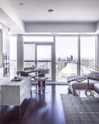 亞特蘭蒂斯套房- 多倫多約克街帶家具公寓