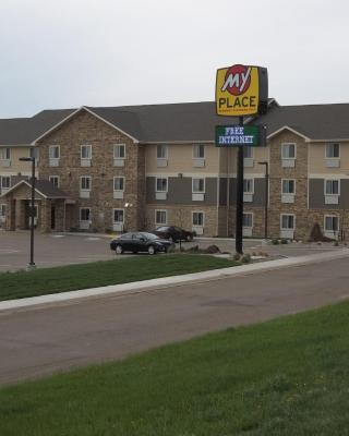 My Place Hotel-Dickinson, ND