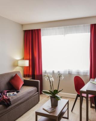 アパートホテル アダージョ ジュネーヴ セント ジェニス ポウリー