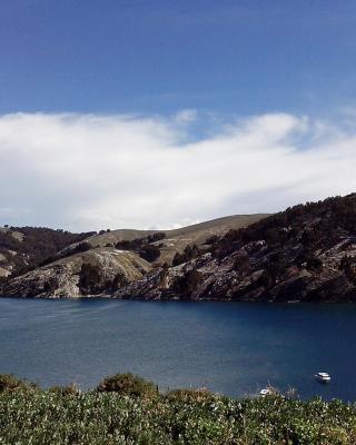 Willka Kuti Hostal - Lado Norte Isla del Sol
