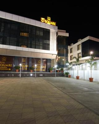Hotel G-Square - Shirdi