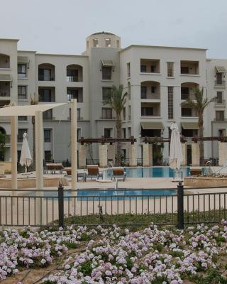 One-Bedroom Apartment at Marassi North Coast