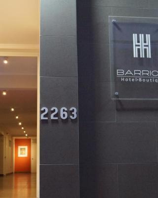 Hotel Boutique Barrio 14