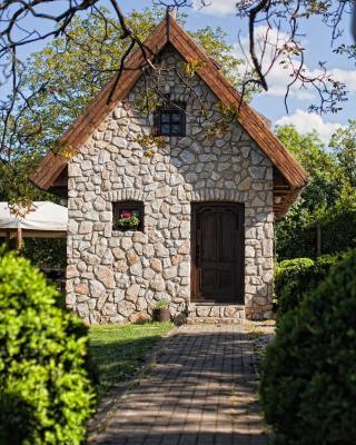 Dióliget - Zöld Dió Házikó
