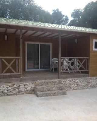 Camping Residence Chalet La Pomposa Terrazzoni
