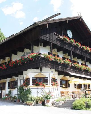 Pension Blauer Gamsbock